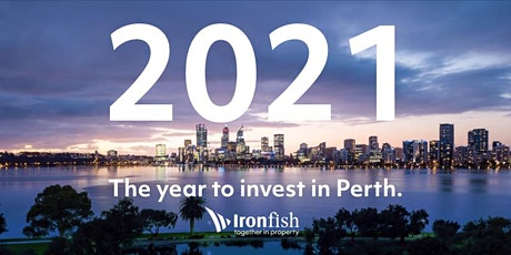 Perth's Market Is Moving - 2021 Market Preview tickets