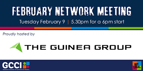 GCCI February Network Meeting tickets