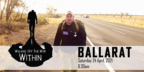 2021 Ballarat Walking Off The War Within tickets