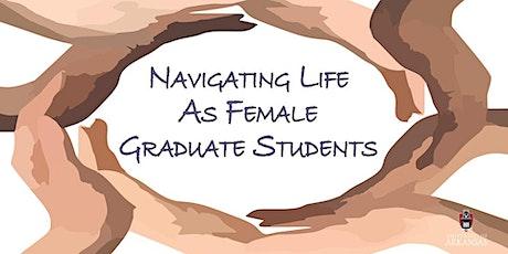 Wonder Women Trivia Night: Navigating Life As Female Grad Students tickets