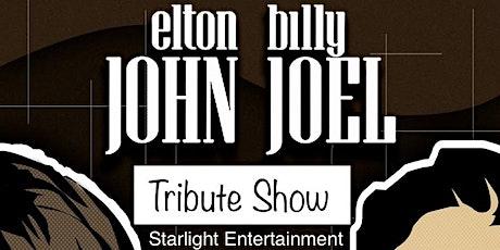 A Tribute To Elton John & Billy Joel tickets
