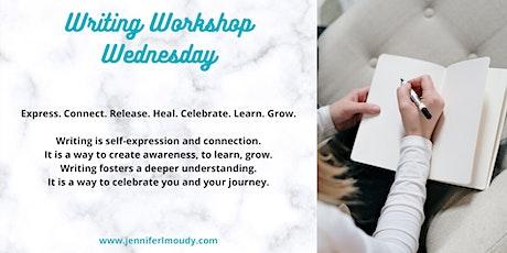 Writing Workshop Wednesday tickets