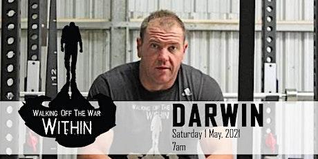 2021 Darwin Walking Off The War Within tickets