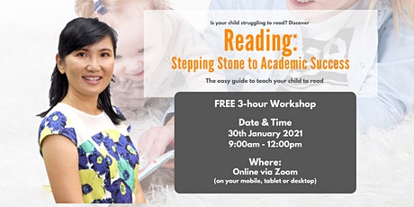 Reading: Stepping Stone to Academic Success tickets