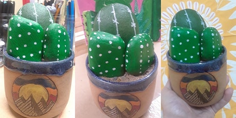 Cactus Rock Centerpiece Workshop tickets