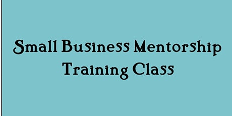 Small Business Mentorship  tickets