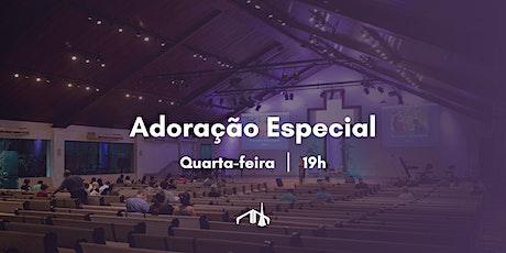Adoração Especial -  Quarta-feira - IASD MARCO ingressos