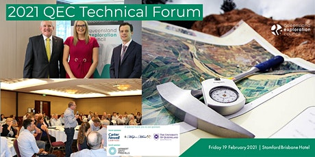 QEC Technical Forum - 19 February 2021 tickets