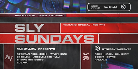 SLY SUNDAYS - Waitangi  Weekend Special tickets