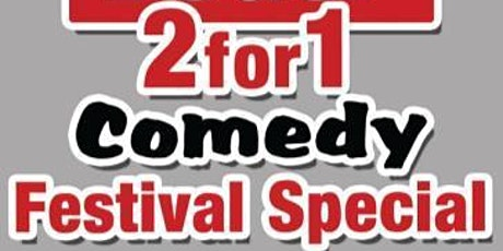 Catch A Rising Comic - Syd Comedy Fest Celebration 2 for 1 Tickets tickets