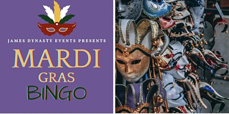 Mardi Gras Bingo-A Virtual Charity Event! tickets