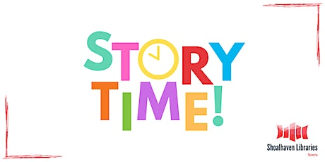 Pre-school Storytime at Nowra Library tickets