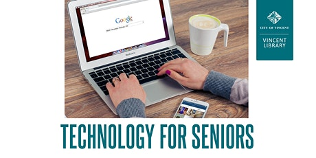 Technology For Seniors : The Art Of Scams tickets