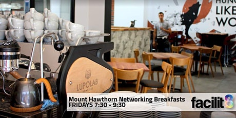 Facilit8 Networking Breakfasts 2021 - Mt Hawthorn Group tickets
