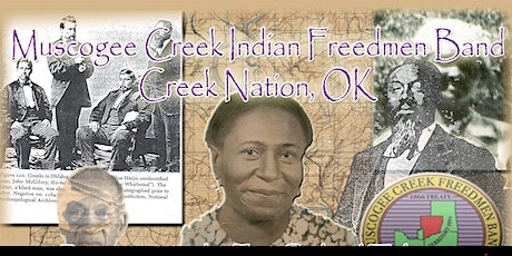 Freedmen of Indian Territory Genealogy Conference (Black Indians) tickets