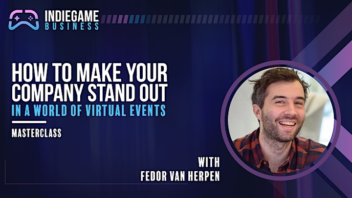 Making Your Company Stand Out In The World Of Virtual Events image