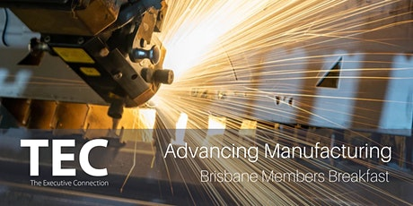 Advancing Manufacturing Breakfast tickets