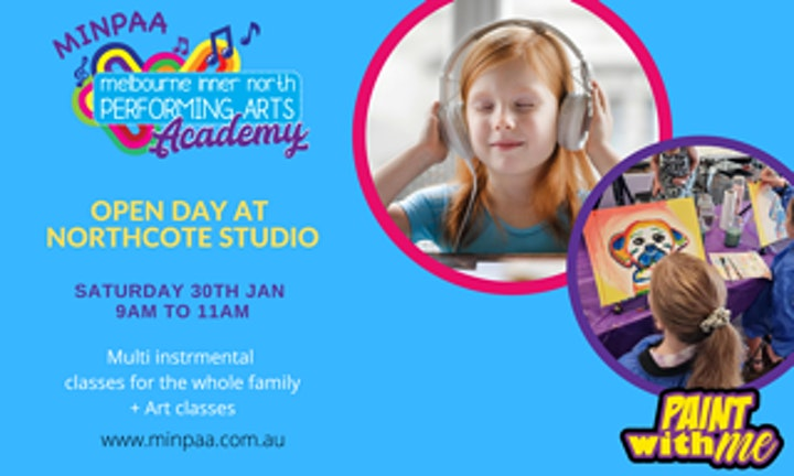 Northcote Music Studio Open Day image