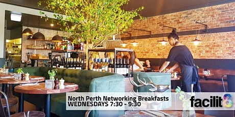 Facilit8 Networking Breakfasts 2021 - North Perth Group tickets