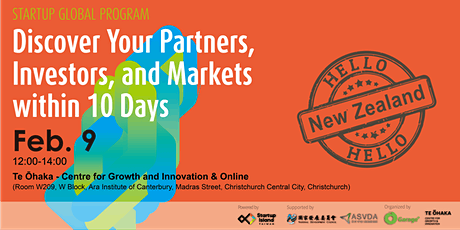 Asia Innovation Series: Discover Taiwan Business Opportunities tickets