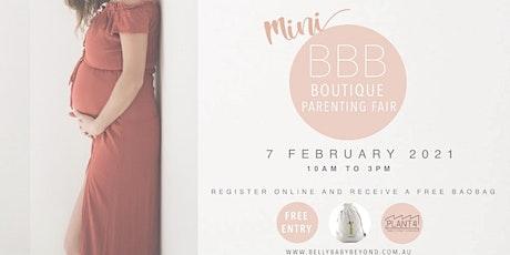 Mini BBB Boutique Fair Summer Edition 2021 tickets