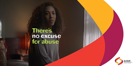WEBINAR - No Excuse for Abuse tickets