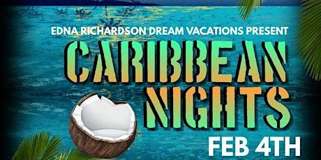 Caribbean Nights Virtual Vacation tickets