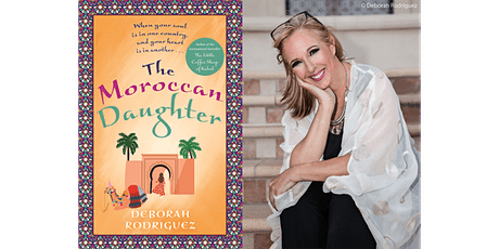 Library online: In Conversation with Deborah Rodriguez tickets