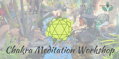 Chakra Meditation Workshop tickets