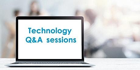 Technology Q&A • Sebastopol tickets