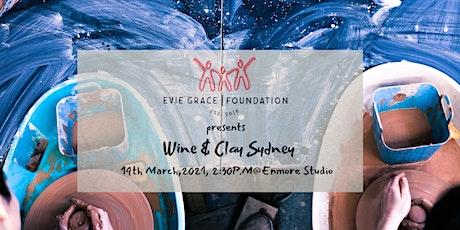 Wine & Clay Sydney! tickets