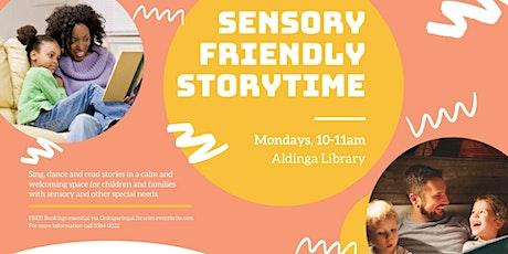 Sensory-Friendly Storytime- Aldinga Library tickets