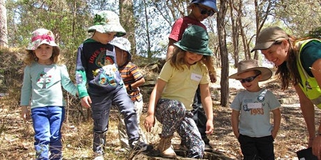 GIN-Nature Ramble for preschooler's tickets