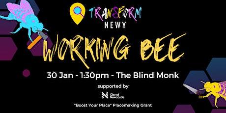 TRANSform Newy Working Bee tickets