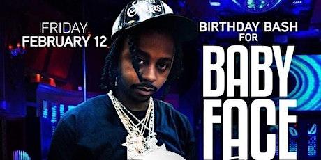 BABYFACE RAY BIRTHDAY BASH tickets