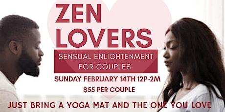 ZEN LOVERS tickets