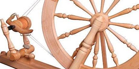 Learn to spin - beginning spinning with Karen Alpert tickets