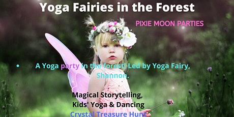 Yoga Fairies in the Forest tickets