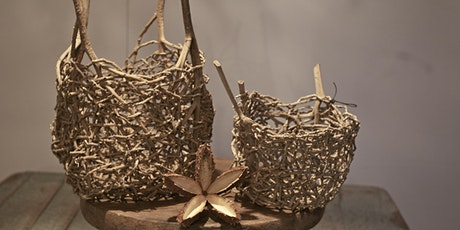 Weave  a  Basket with Palm Inflorescence  with Cindy Wood tickets
