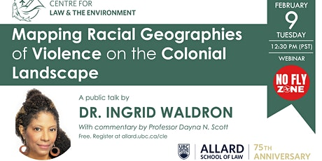 MAPPING RACIAL GEOGRAPHIES OF VIOLENCE ON THE COLONIAL LANDSCAPE tickets