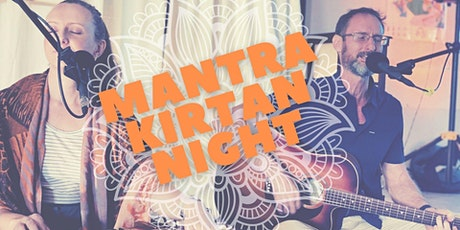 Mantra Kirtan Night  - Alice Springs tickets