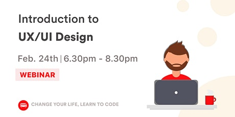 Introduction to UX/UI Design tickets