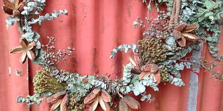 Make a Bush Christmas Wreath with Cindy Wood tickets