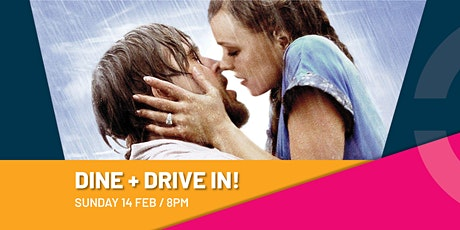 Valentine's Day Dine + Drive In tickets