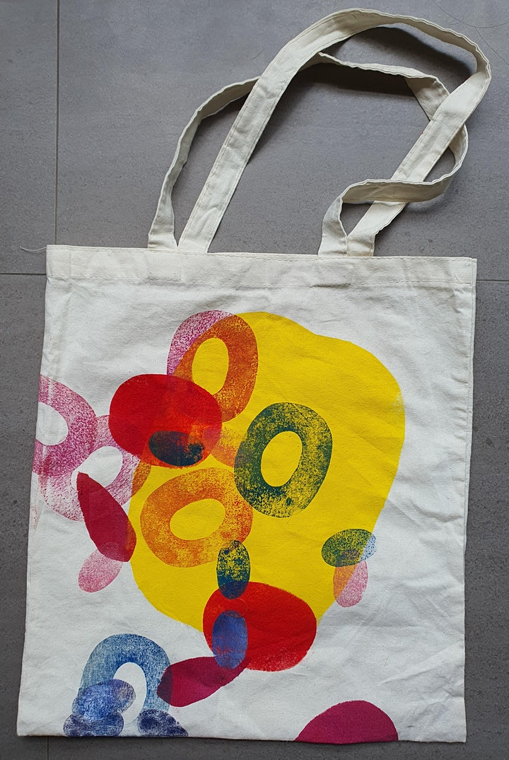 The Art Of Print-Making starts  9 April  (8 sessions) image
