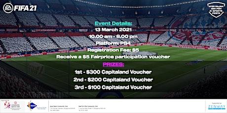 Ayer Rajah-Gek Poh E-Sports Fiesta - FIFA21 tickets
