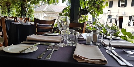 Old Government House - Historic Vines and Classic Wines tickets