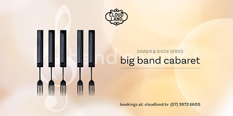 Big Band Cabaret Dinner and Show – Feat. Franky Smart tickets