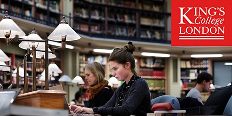 King's  Postgraduate Information and Personal Statement Session - India tickets