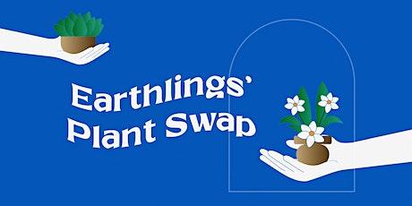 Earthlings' Plant Swap tickets